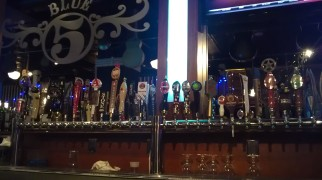 Taps at Blue 5