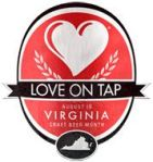 Virginia Craft Beer Month - Love On Tap