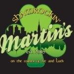 Martin's St. Patrick's Day Logo 2013