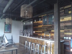 Inside the 3 Brothers Brewing Taproom