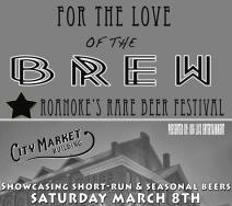 For The Love of the Brew