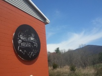 Outside Chaos Mountain Brewing Company