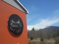 Outside Chaos Mountain Brewing Company