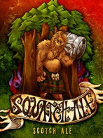 Chaos Mountain Squatch Scotch Ale