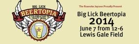 Big Lick Beertopia 2014
