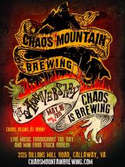 Chaos Mountain One Year Anniversary